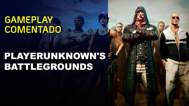 Vandal TV: Gameplay comentado de Playerunknown's Battlegrounds