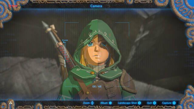 Descubren un extraño bug en The Legend of Zelda: Breath of the Wild