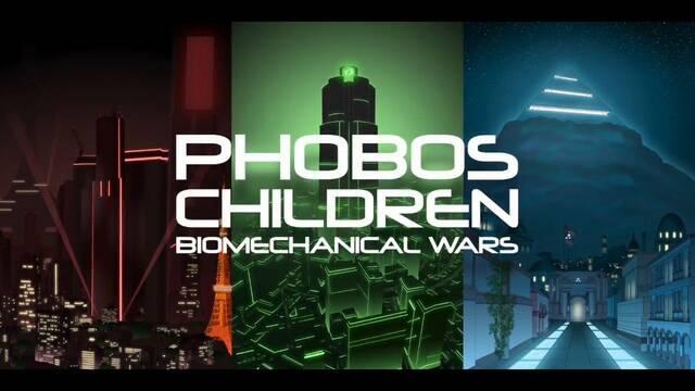 Disponible Phobos Children, un juego para iOS desarrollado entre Tokio y Madrid