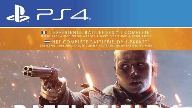 Se filtra la edición Revolution de Battlefield 1