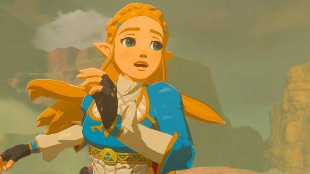 El segundo DLC de Breath of the Wild profundizará en el personaje de Zelda