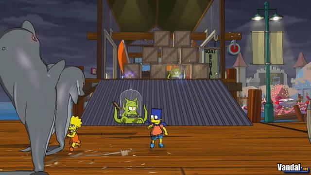 Nuevas im�genes de Los Simpsons