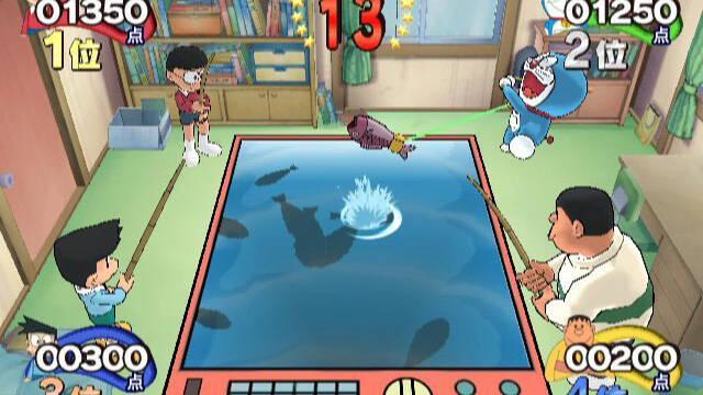 Sega anuncia Doraemon para Wii y NDS