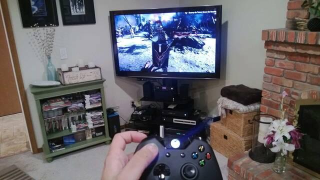 Albert Penello muestra su Xbox One en casa
