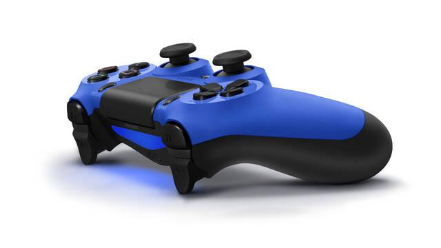 DualShock 4 tendr� dos versiones en color