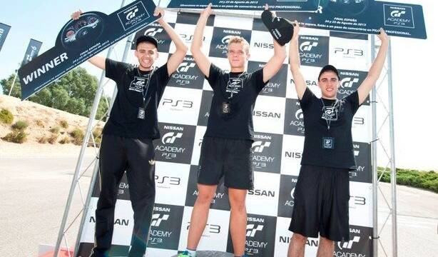 España ya tiene a sus tres campeones de GT Academy