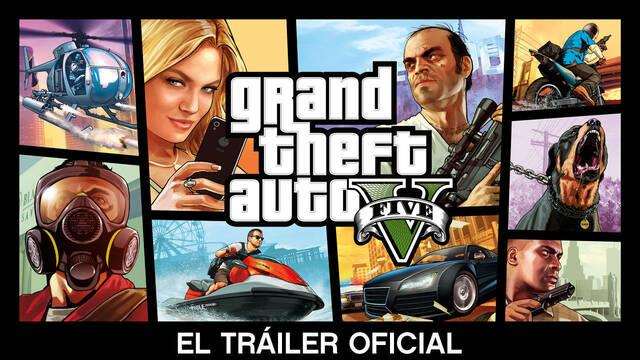 Desvelado el tráiler oficial de Grand Theft Auto V