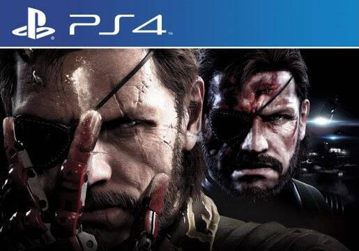 El pack de Metal Gear Solid V: Ground Zeroes + The Phantom Pain llegará a Japón en noviembre