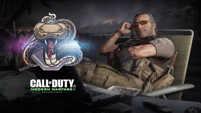 Call of Duty: Modern Warfare Remastered añade 180 armas y objetos nuevos