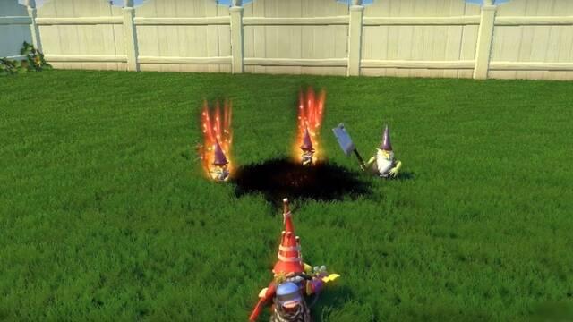 Gnomageddon fue un proyecto de juego gratuito para PS4 cancelado por Sony