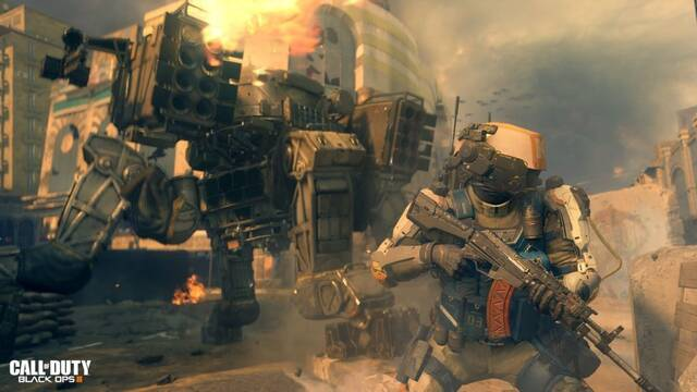Call of Duty: Black Ops III recibe nuevo armamento