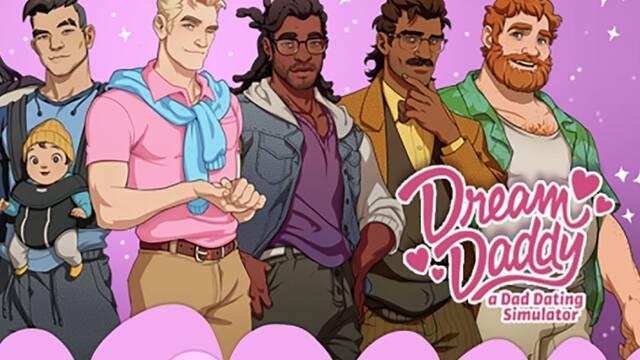 Dream Daddy, el juego viral de los papás que buscan pareja