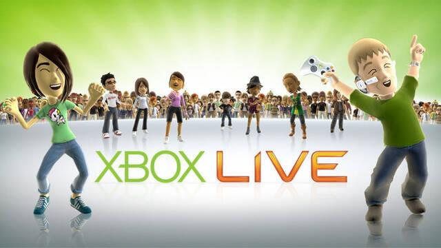 Xbox Live vuelve a la normalidad tras una caída de varias horas