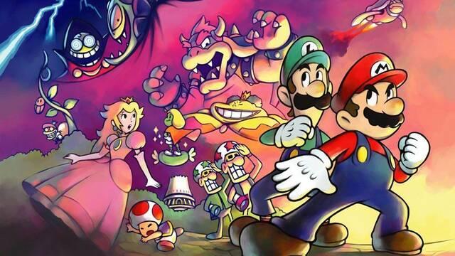 Así se juega a Mario & Luigi: Superstar Saga + Secuaces de Bowser