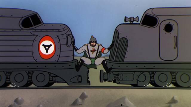 Wolfenstein II: The New Colossus sigue jugando con su ucronía nazi en TV