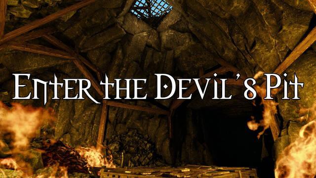 Enter the Devil's Pit es un interesante mod para The Witcher 3