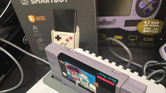 Hyperkin anuncia la Supa RetroN HD, retrocompatible con Super Nintendo