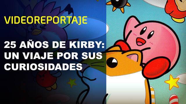25 años de Kirby: Un viaje por sus curiosidades