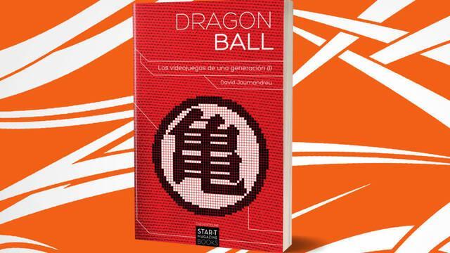 El libro 'Dragon Ball: Los videojuegos de una generación' ya está en librerías
