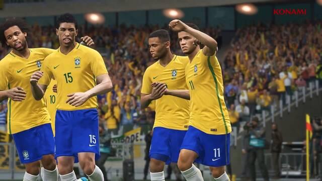 Pro Evolution Soccer 2018 nos invita a conocer más de Brasil en su nuevo vídeo