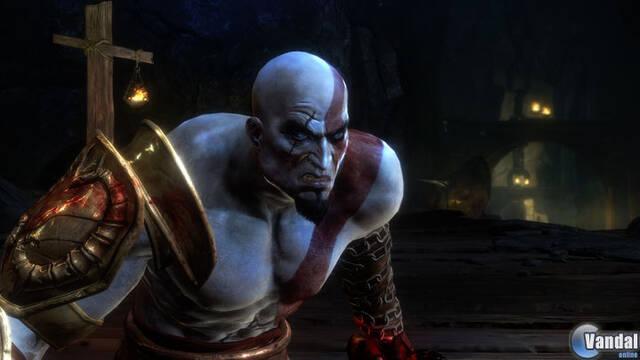 Nuevas imágenes de God of War 3
