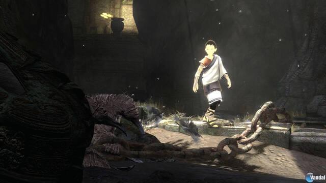 Nuevas imágenes de The Last Guardian