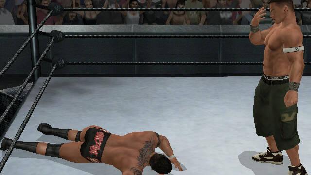 Nuevas imágenes de WWE Smackdown! vs RAW 2009
