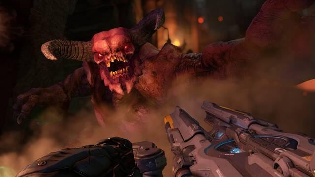 Doom y Wolfenstein II llegarán a Nintendo Switch