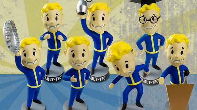 Gaming Heads presenta figuras coleccionables de Vault Boy
