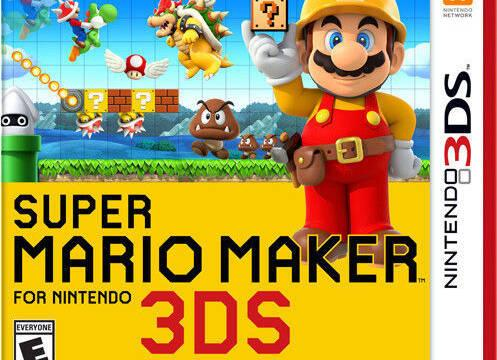 Super Mario Maker for Nintendo 3DS no tendr� efecto 3D