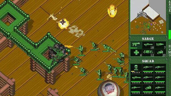 Army Men 2 aparece clasificado en Brasil para PC, Xbox One y PS4