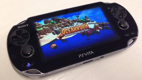 Oceanhorn: Monster of Uncharted Seas llegar� a PS Vita