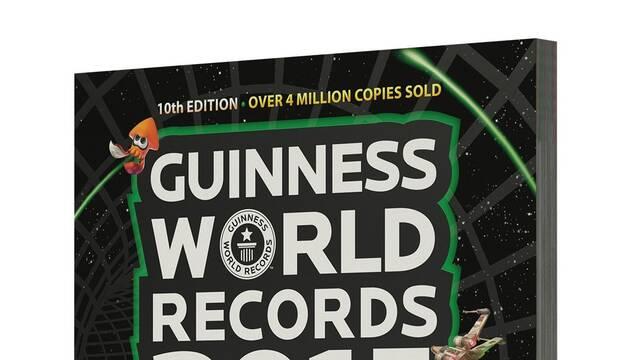 Llega el Libro Guinness de los Récords Gamer de 2017 20169816416_1
