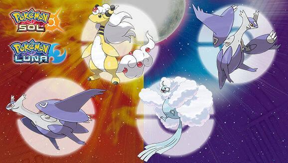 Los jugadores de Pokémon Sol / Luna recibirán un nuevo lote de Megapiedras