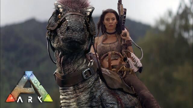 Ark: Survival Evolved tendrá una serie promocional de imagen real