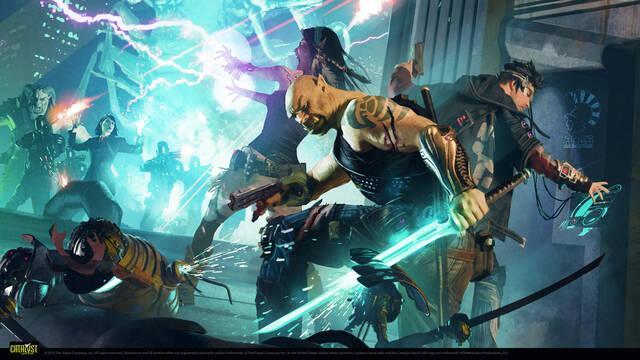 Microsoft valora una nueva entrega de Shadowrun