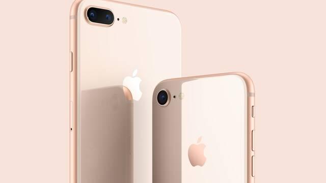 Anunciados los iPhone 8 y iPhone 8 Plus