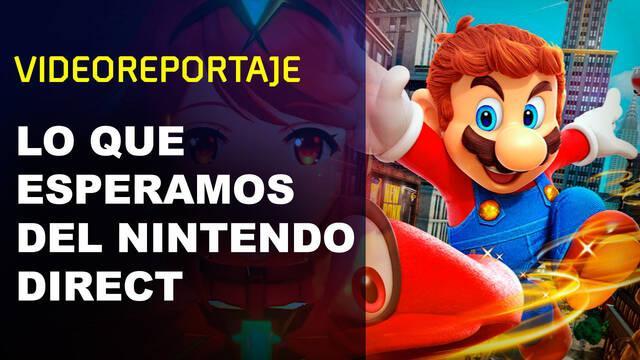 Nintendo Direct: Lo que esperamos ver