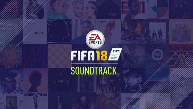 Desvelada la lista de artistas y temas musicales de FIFA 18