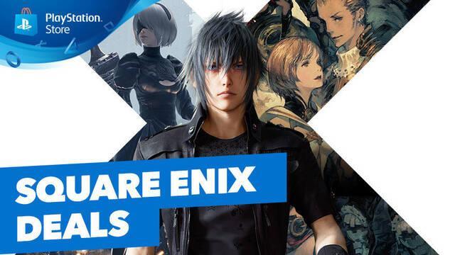 Injustice 2, GTA V y juegos de Square Enix, entre las ofertas de PS Store