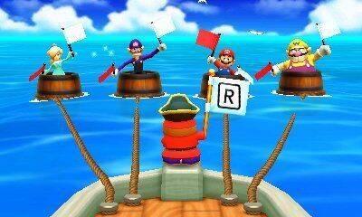 Nintendo presenta  Mario Party: The Top 100 para Nintendo 3DS