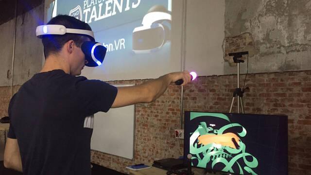Sony presenta los juegos de VR que se están desarrollando en PS Talents