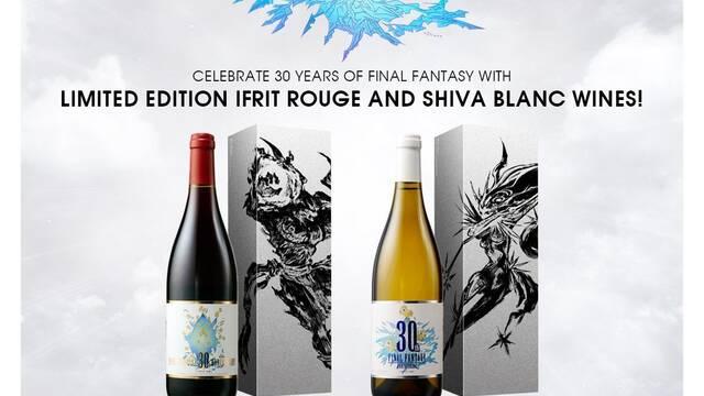 Final Fantasy tendrá sus propios vinos