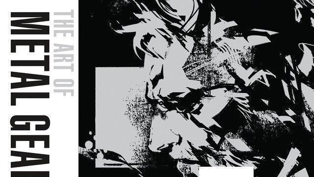 Dark Horse anuncia El Arte de Metal Gear Solid I–IV
