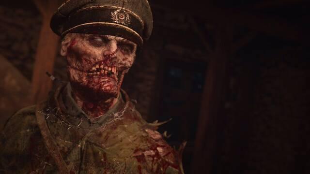 Así son los zombis de Call of Duty: WWII