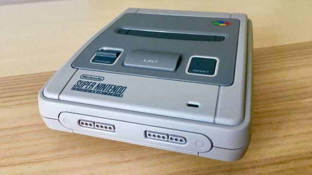 Galería de Super Nintendo Mini: Así es la nueva consola retro