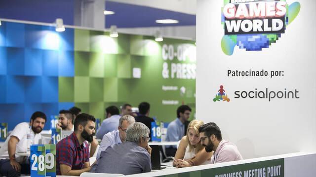 Barcelona Games World presenta la segunda edición de Co-Op Businesss Zone