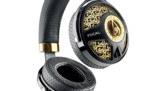 Anunciados unos auriculares de 50.000 euros de Assassin's Creed Origins