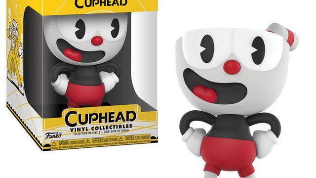 Funko anuncia una gama de figuras del juego Cuphead