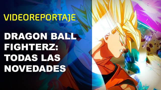 Dragon Ball FighterZ: Todas las últimas novedades